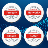 Get 98% off the Ultimate CompTIA+ Lifetime Certification Bundle Deal Image